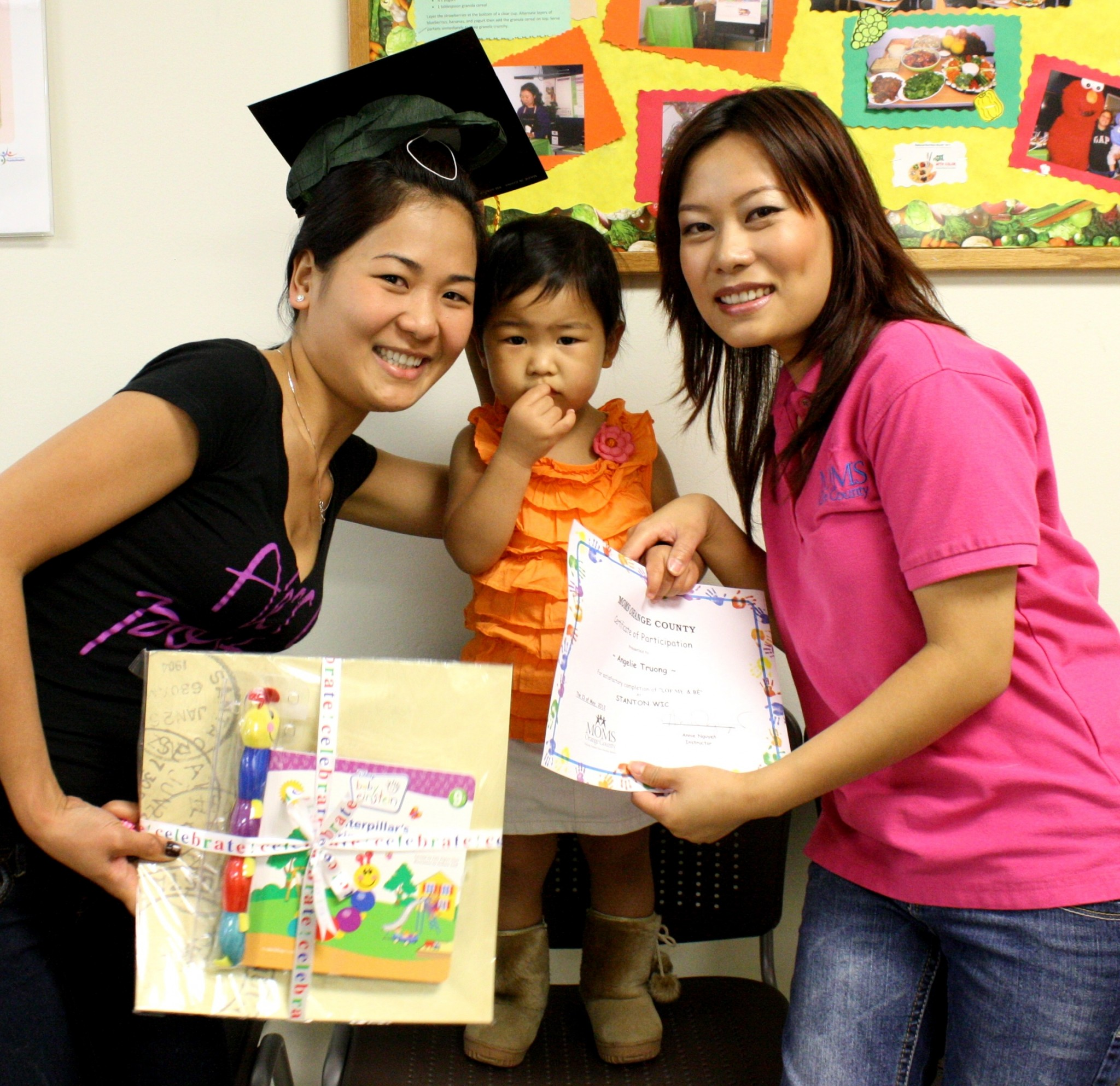 Early Literacy For Babies Moms Orange County